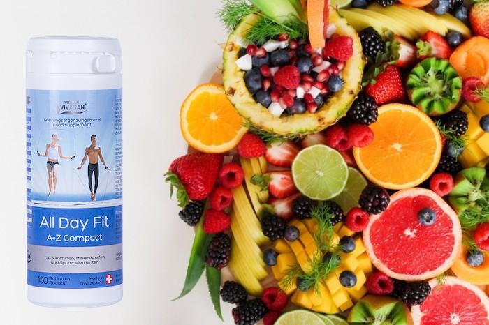 БОДРОСТЬ НА ВЕСЬ ДЕНЬ витамины A-Z компакт