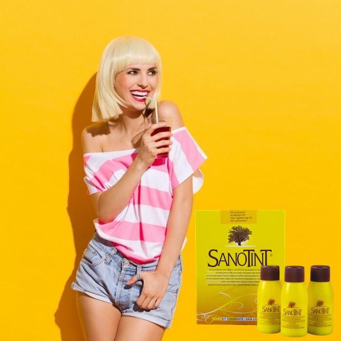 Осветлитель для волос СаноТинт