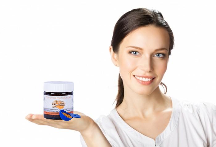 Куркумин с олеуропеином (микрокапсулы)
