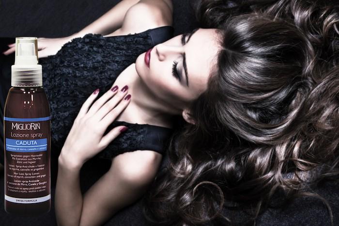 Лосьон против выпадения волос Миглиорин