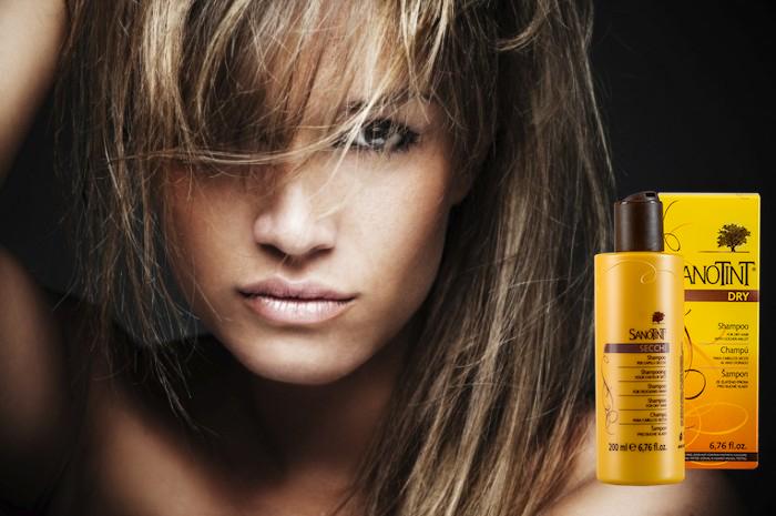 Шампунь для сухих, ломких и тонких волос СаноТинт pH 5,5-6