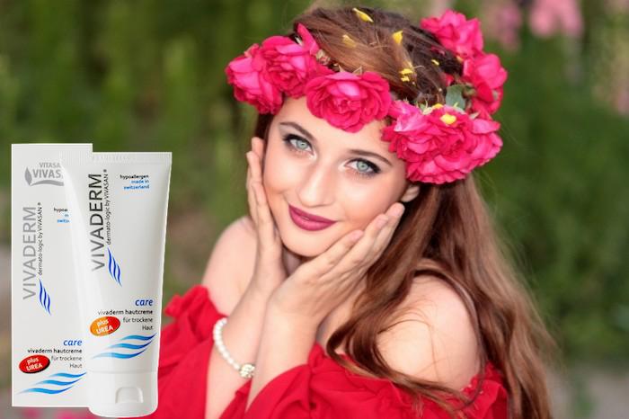 Увлажняющий крем для сухой кожи Вивадерм